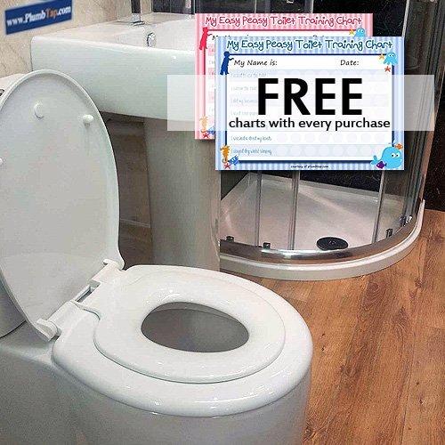 Family Toilet Seat at Amazon £17.15 sold by Plumbtap /Amazon