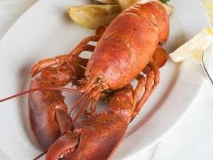 Whole Lobster for £5 at Asda