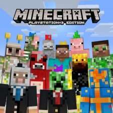 Free Minecraft Birthday Skin Pack For Vita PS And PS HotUKDeals - Minecraft skins fur die ps3