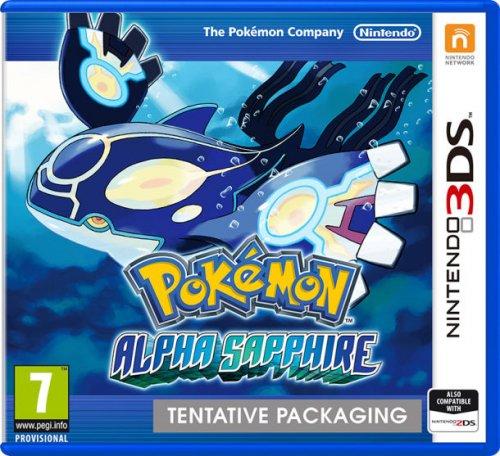 Pokemon Alpha Sapphire/Omega Ruby 3DS (Using Code) @ Rakuten