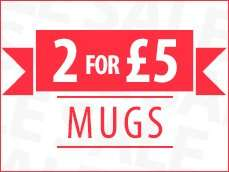 BBC Shop Dr Who mugs 2 for £5