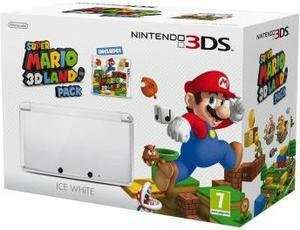Nintendo 3DS XL Limited Edition, with Super Mario 3D Land £139 @ Tesco Direct