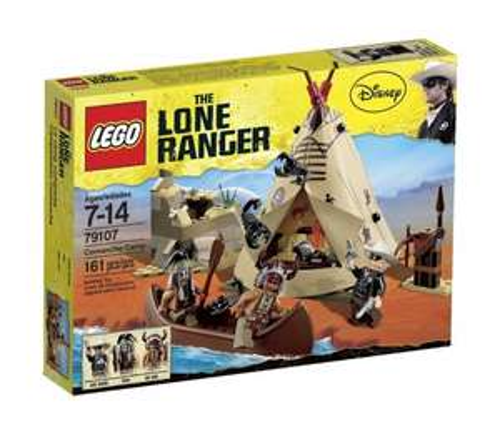 Lone Ranger LEGO Cheap £9.99 @ Ebay /bargainmaxonline