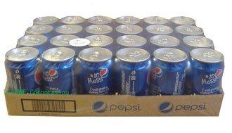 Pepsi, Diet Pepsi, Pepsi Max 24 Pack 330ml cans £4.79 Costco In Store