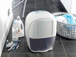 De'Longhi DEM10 Compact Dehumidifier for £109.99 @ Amazon Free Delivery