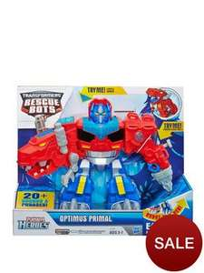 Transformers Rescue Bots Optimus Prime £9.99 @ home bargins instore
