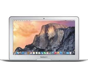 "Stack codes in store Macbook Air 11"" for £460 using O2 Priority Moments @ Currys"