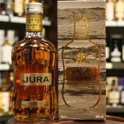Isle of Jura 16 Year Old Single Malt Whisky 35cl £13.75 @Tesco