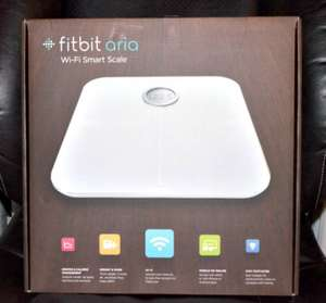 Fitbit aria wifi scales £14.85 clearance at Tesco @ (Barnsley)