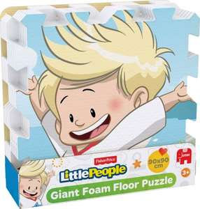 Fisher Price Little People Giant Foam Floor Jigsaw Puzzle £3.99 Home Bargains Corby