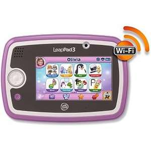 LeapFrog LeapPad3 Learning Tablet at 40.50£ delivered with code @ Debenhams