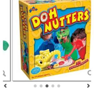 Doh Nutters game £8 at Debenhams