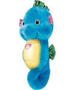 Fisher-Price Soothe and Glow Seahorse Baby Soother £8.49 at Argos
