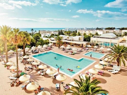 Thomas Cook, 7 nights All inclusive, Dar Khayam Hotel,  £240pp