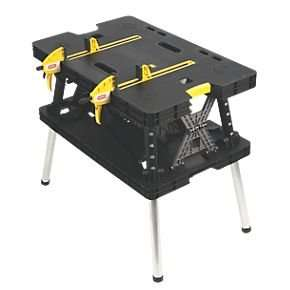 Screwfix selling Keter Folding Workbench for £49.99