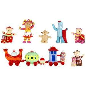 In The Night Garden figures with Ninky Nonk, £19.99 @ Toys R Us