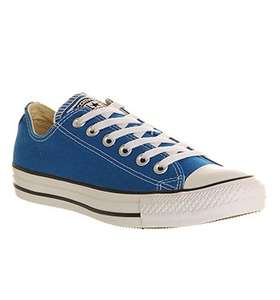 Converse All Star Blue £25 @ Office