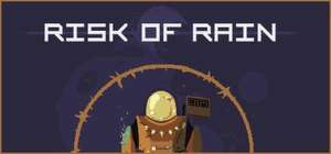Risk Of Rain £1.74 @ Steam