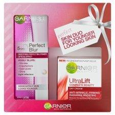 Garnier perfect skin gift set was £20 now £5 @ tesco online groceries