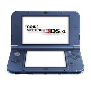 New 2014 Nintendo 3DS XL (Australian PAL - not out in UK until 2015) £184.99 @ 365 Games