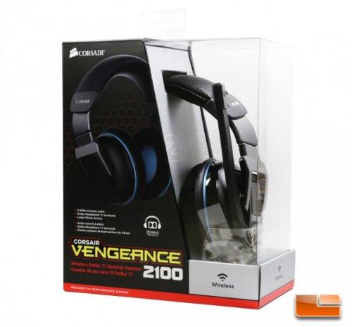 Corsair V2100 7.1 headset (Refurb) £50.35 delivered from Scan on Pre-Order