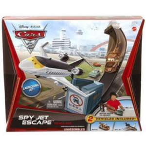Disney Pixar Cars 2 Disney Cars Starter Track Set - Spy Jet Escape £4.96 @ Toys R Us