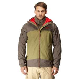 """Jack Wolfskin """"Frost Wave"""" 3-in-1 Jacket reduced to £100 (Blacks)"""