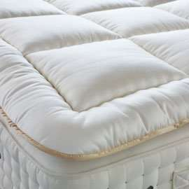Vi-Spring Heaven Luxury Supreme Double Mattress Topper £985.00 @ Heals