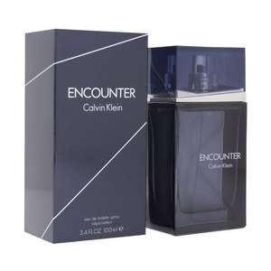 Calvin Klein Encounter EDT Spray 100 Ml £17.82 Sold by: UK Fragrance Deals fulfilled by Amazon