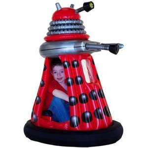 Doctor Who ride in dalek £45 (RRP £150) At BBC shop!