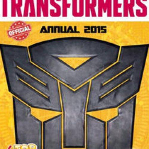 Transformers, angry birds & minecraft 2015 hardback annuals £1.00 @ Poundland