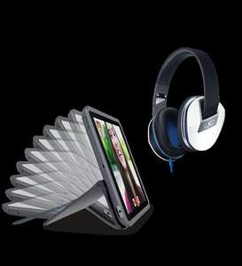 Logitech AnyAngle iPad mini or Air 2 case - Get free UE 6000 Headphones - £49.99 delivered from Logitech