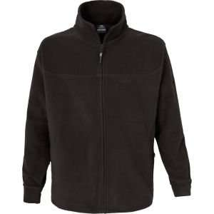 Trespass Men's Borgota Full Zip Fleece - Black only small £7.99 @ Zavvi