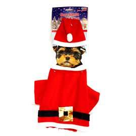 Dog Santa Outfit 99p @ 99P stores