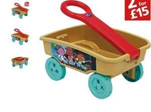 Jake and the Never Land Pirates Wagon- excellent Christmas gift for kids £4.99 @ Argos