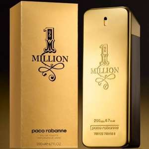 Paco Rabanne 1 Million Eau de Toilette for Men - 200 ml @ Amazon £51.00 (£46.00 if paid using MasterCard!)