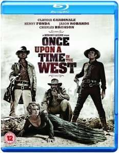 Once Upon a Time in the West Blu-ray - £4.99 at Zavvi
