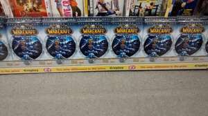 world of Warcraft lich king  expansion £1 @ Poundland
