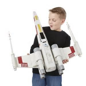 Star Wars Hero Series X-Wing Fighter Vehicle £14.77 @ amazon
