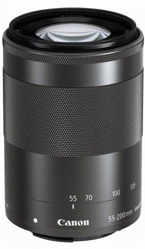 Canon EF-M 55-200mm f/4.5-6.3 IS STM Lens £231.66 @ Amazon.de