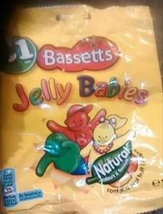 bassetts jelly babies 29p @ Home Bargains