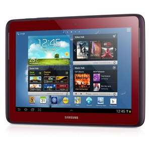 Samsung Galaxy Note 10.1 Inch - Red - £190 @ Scan