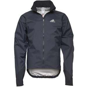 Mandmdirect adidas Mens Rain Jacket Black RRP £379.99 £34.99 You save £345.00. Spend £50 free delivery use code FD14 size  xs to large