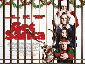 "Watch ""Get Santa"" currently on pictures for free through Netflix USA."