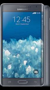 Do you want a Samsung Galaxy Note Edge for Christmas? 12 Month Vodafone Contract @ Mobile Phones Direct (£27 Quidco)