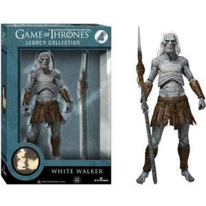 Game Of Thrones White Walker Legacy Action Figure only £9.99 @ Zavvi