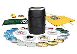 Breaking Bad: The Complete Series Limited Edition 2014 Barrel (blu ray) £87.63 (plus import fees) @ Amazon Canada