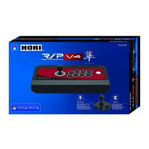Hori v4 fight stick £87.86 (with MasterCard you will get an additional £5 off) @ Amazon