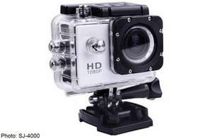 SJ4000 Waterproof 12MP 1080P Camcorder £44.80 with code Sold by HappyGo and Fulfilled by Amazon.   in time for Christmas