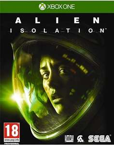 Alien: Isolation (Used) Xbox One £18.00 Instore or £20.50 Delivered PS4 £22.00 Instore or £24.50 Delivered from CEX